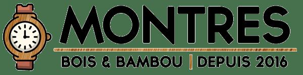 MONTRES en BOIS & BAMBOU | Homme & Femme TENDANCE