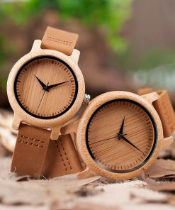 montre en bois traditionnelle modeles
