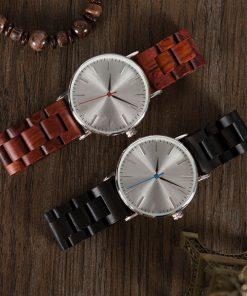 montres bois classiques