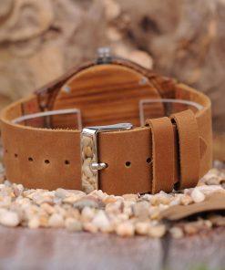 montre bois epicia bracelet