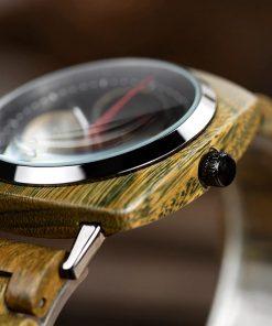 montre bois reluga sable 2