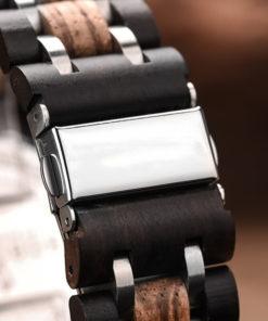montre en bois tempo homme bracelet bois