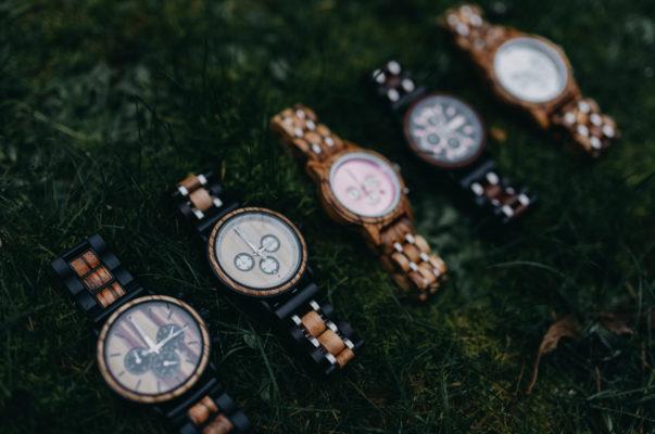 montres en bois banniere