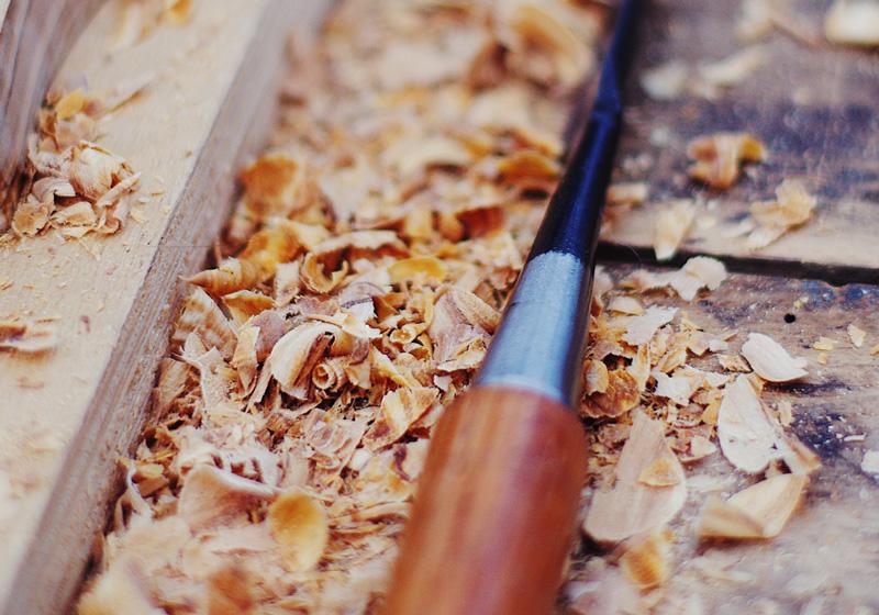 methodes fabrications montres en bois